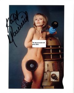 "Katy Manning ""Jo Grant"" Companion (Doctor Who) Genuine Autograph 10x8 11132"